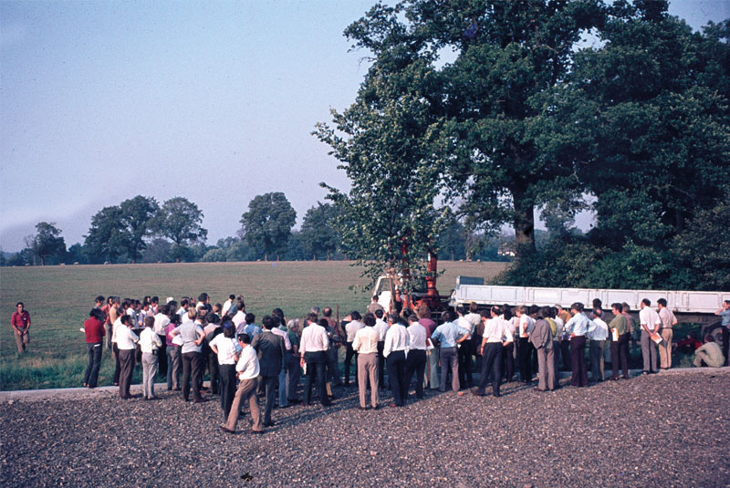 ABTSA organise first Arboricultural Annual Conference 1967