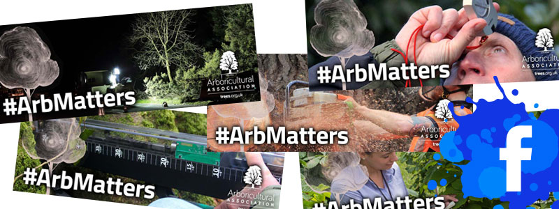 #ArbMatters Social Media Cards for Facebook