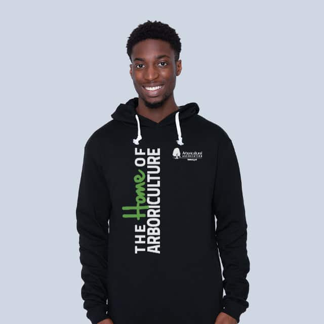The Home Of Arboriculture Hoodie