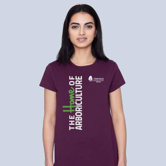 Women's The Home of Arboriculture T-Shirt