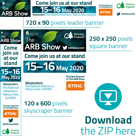 Promote your presence at The ARB Show 2020