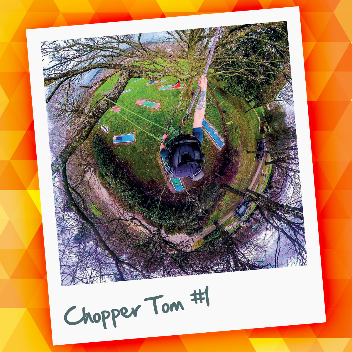 Chopper Tom #1