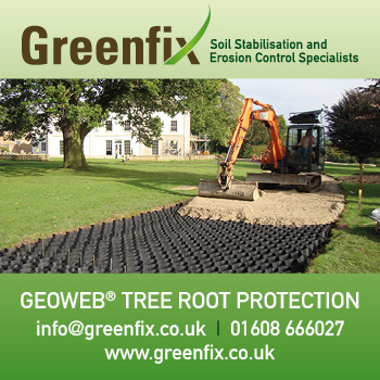Greenfix – Geoweb Tree Root Protection