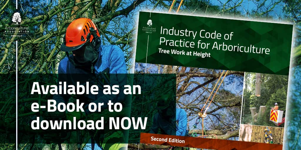 Industry Code of Practice for Arbroiculture - Tree Work at Height - Second Edition