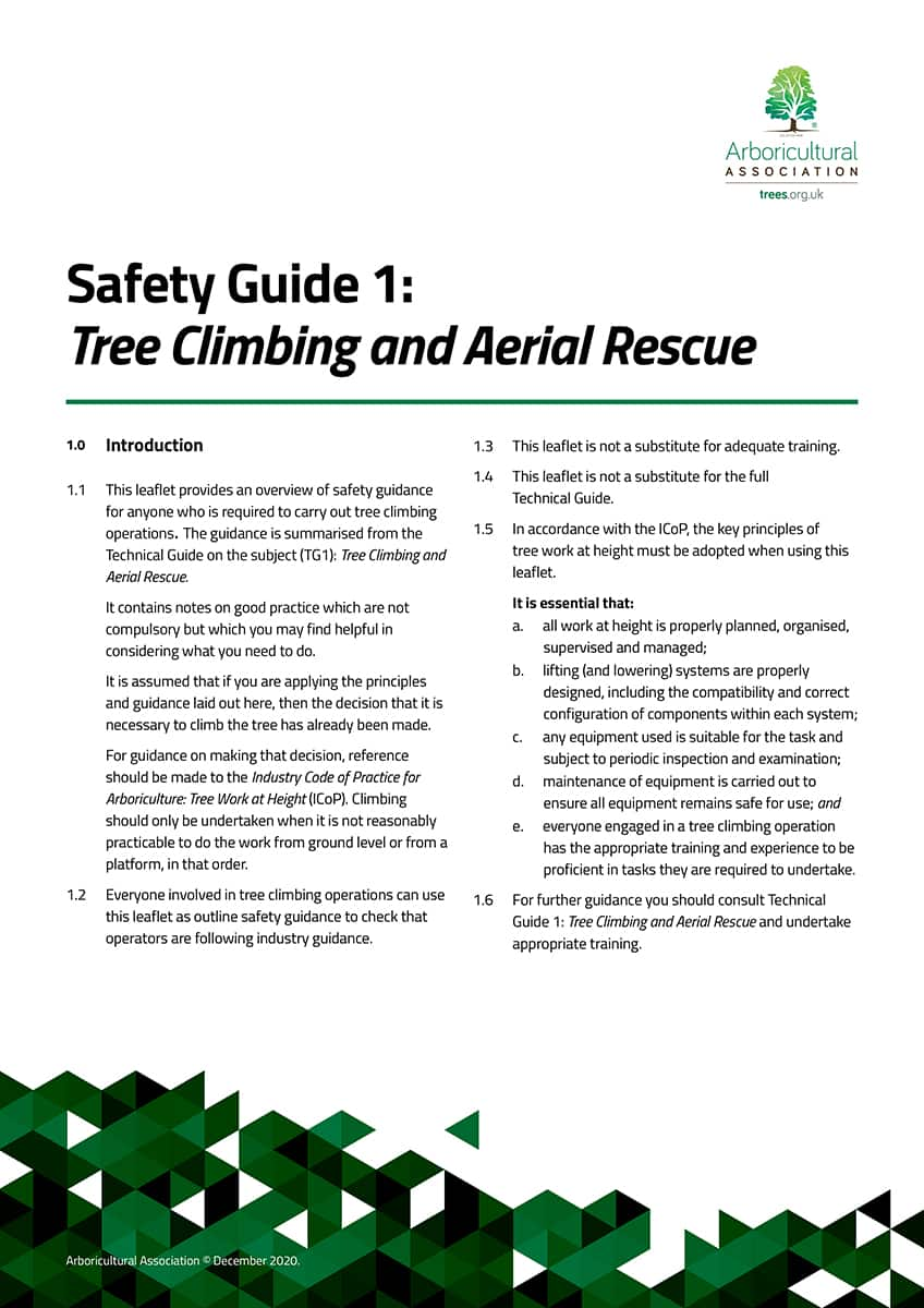Safety Guide 1