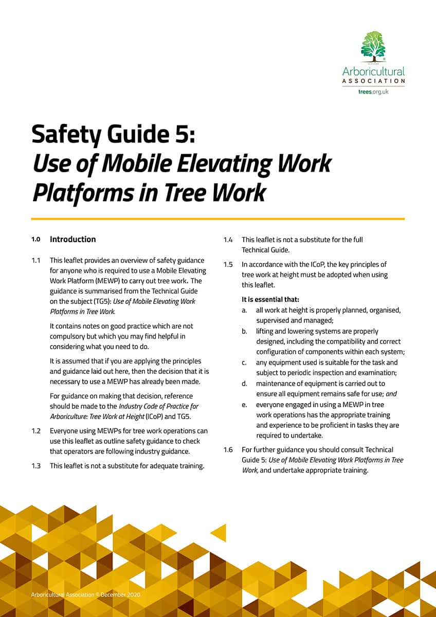 Safety Guide 5