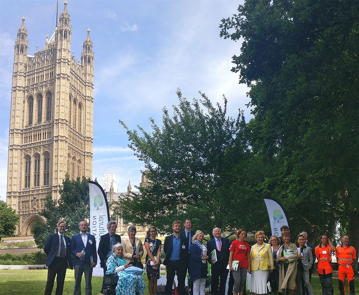 All-Party Parliamentary Gardening and Horticulture Group 2017