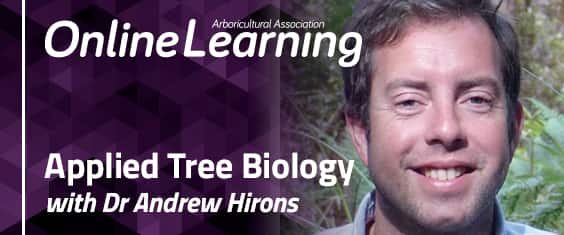 Applied Tree Biology with Dr Andrew Hirons